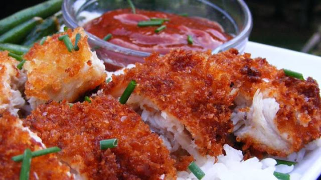 Chicken Katsu (Fried Chicken Cutlet) Recipe
