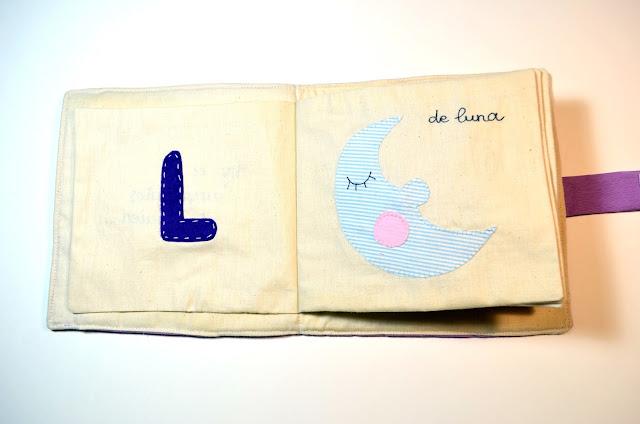 libro de tela