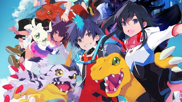 Digimon World Next Order Gameplay