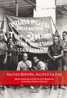 """Libros D.O. Rioja recomienda… """"Salvad España, salvad la paz"""""""