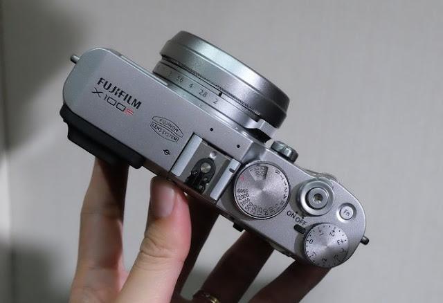 Máy ảnh Fujifilm X100F trình làng đẹp mắt - 171170