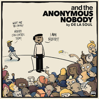 De La Soul - And The Anonymous Nobody... (2016) - Album Download, Itunes Cover, Official Cover, Album CD Cover Art, Tracklist