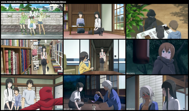 Flying Witch 12