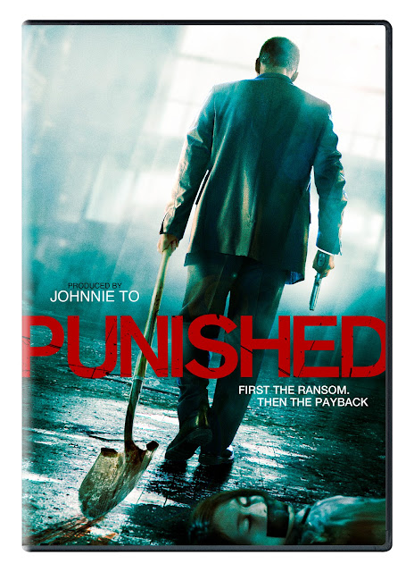 Punished (2011) ταινιες online seires xrysoi greek subs