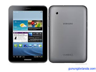 Download Firmware Samsung Galaxy Tab 2 7.0 WiFi GT-P3110