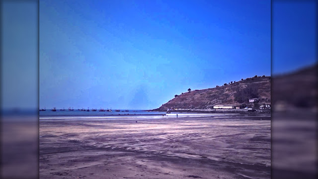 Shrivardhan Beach - Famous Sea Beach of Maharashtra