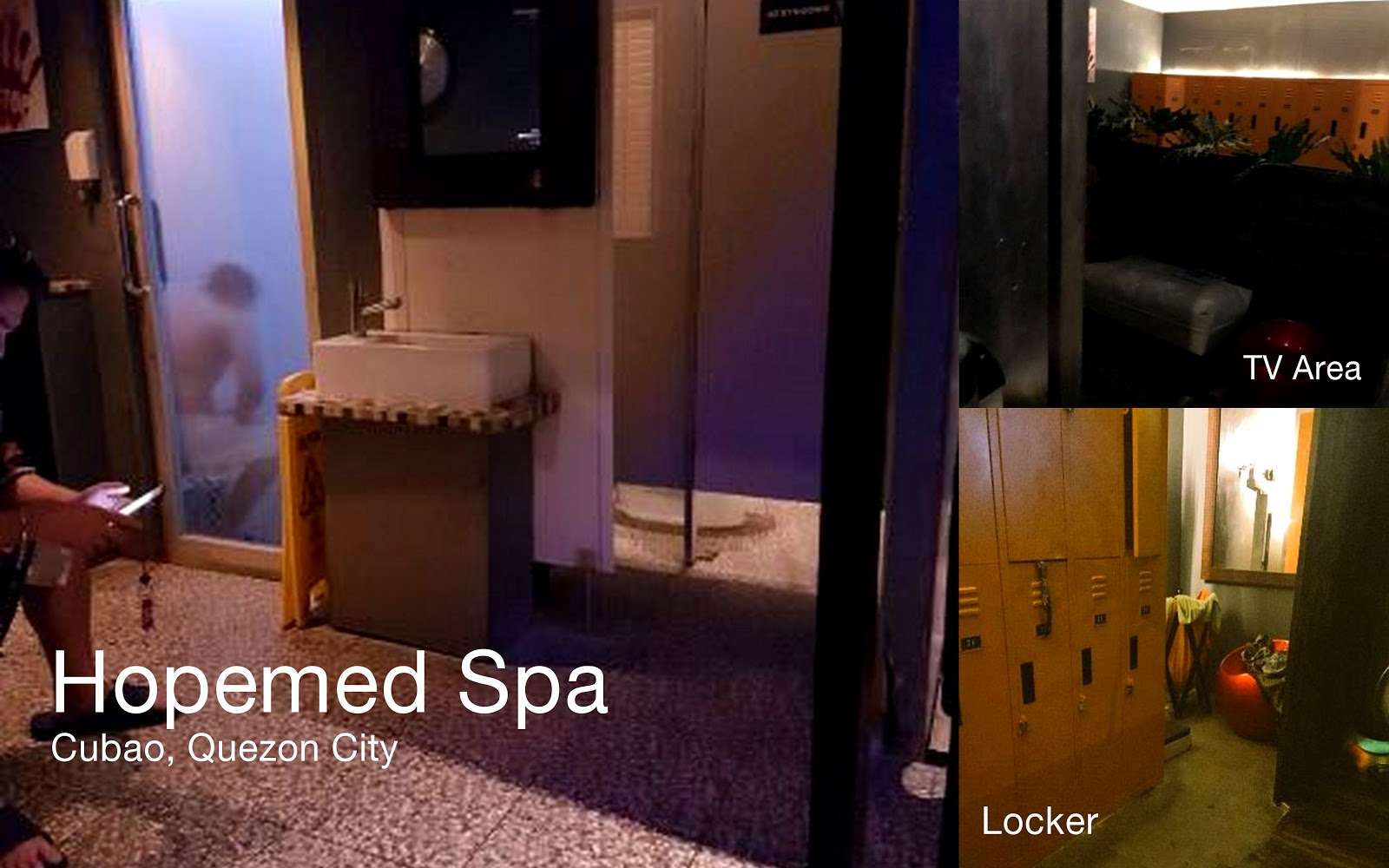 Expat in the City: SPA REVIEW | Hope Med Spa (Cubao)