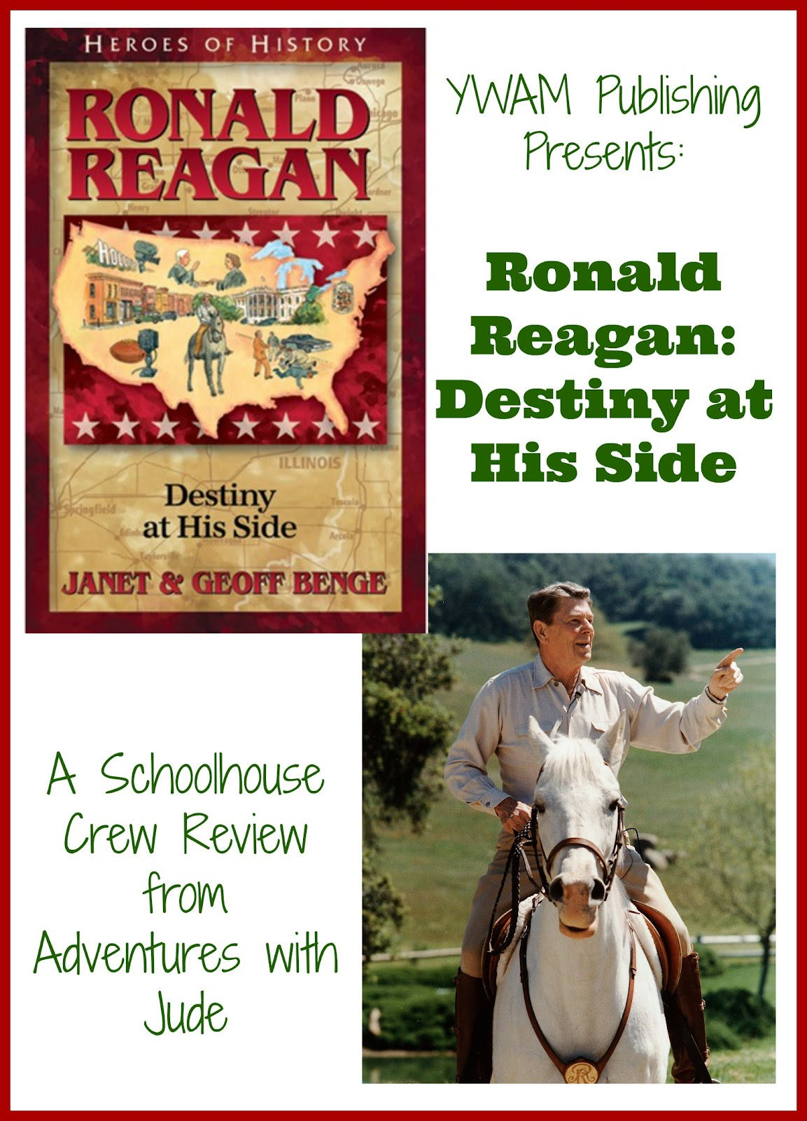 ronald reagan hero essay