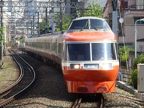【引退まで5日】LSE7000形 はこね1号 箱根湯本行き