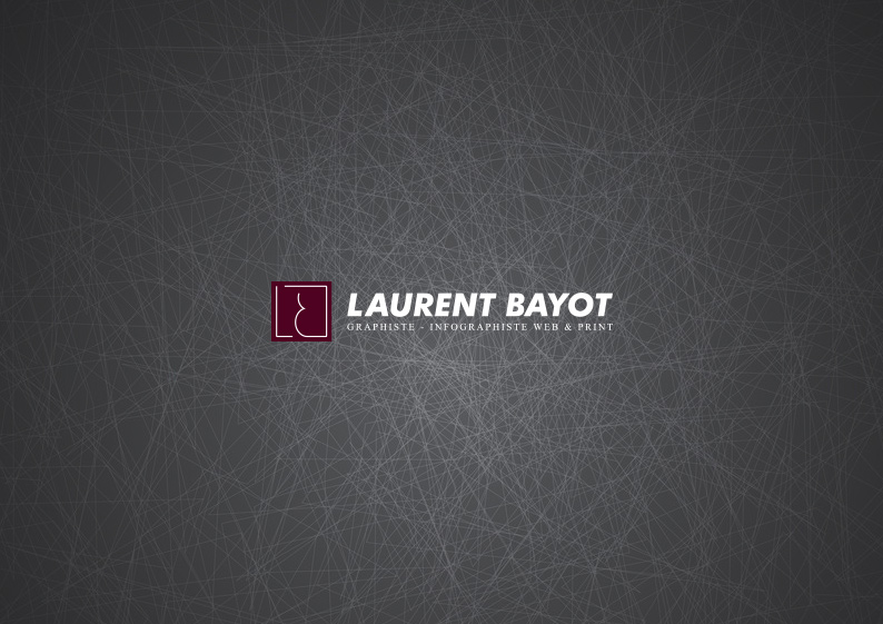 laurent bayot logo graphiste bordeaux
