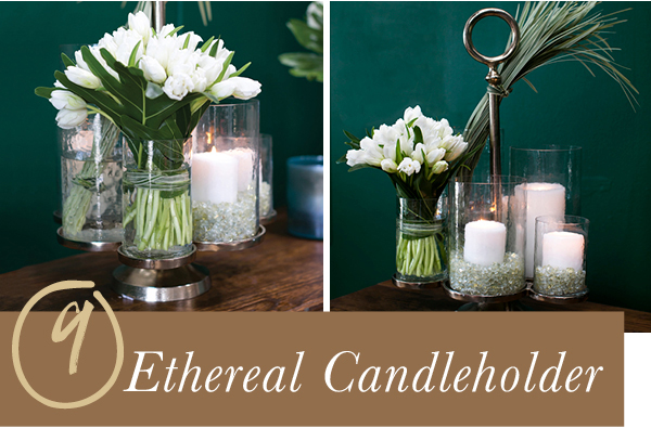 Accent Decor Bestseller: Ethereal Candleholder