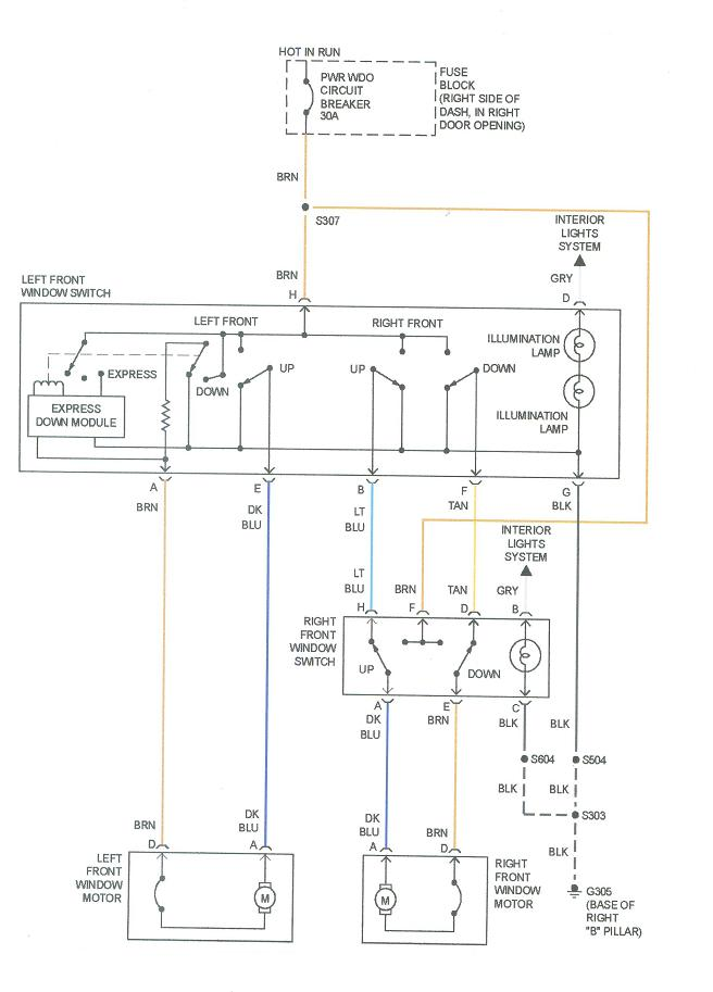 2005 focus wiring diagram