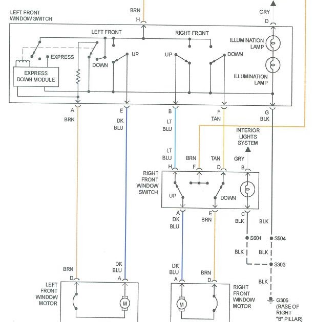 Free Auto Wiring Diagram: 2003 Ford Focus Starter Relay