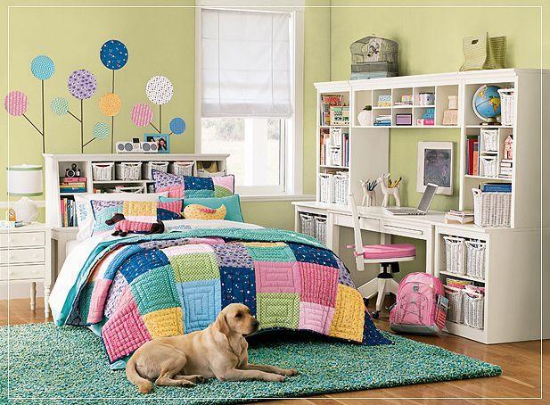 Bedroom Decorating Ideas For Teenage Girls: Home Basement Design Ideas: New Teenage Bedroom Designs