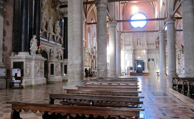 O que fazer na Basílica de São João e São Paulo em Veneza