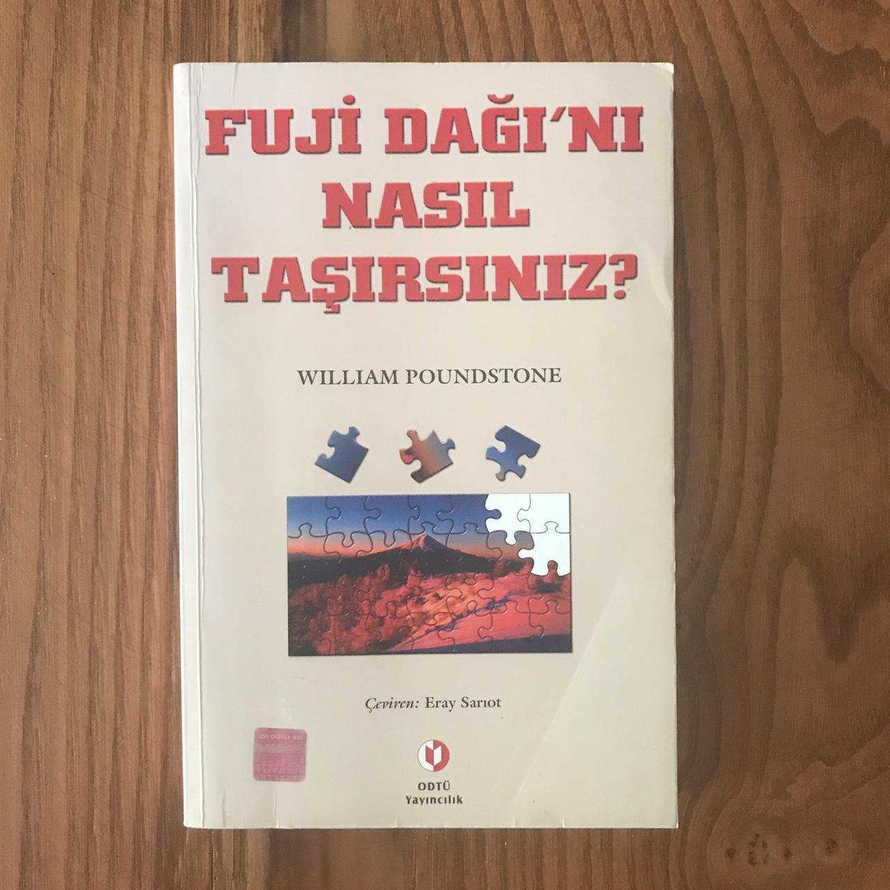 Fuji Dagi'ni Nasil Tasirsiniz