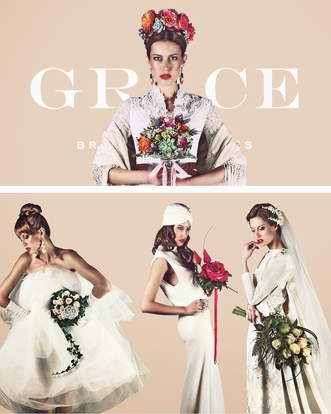 Grace Bridal Industries estará en la exposición de Atelier Couture