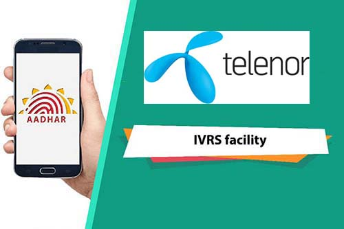 How to Re-Verify Telenor Number with Aadhaar on IVR