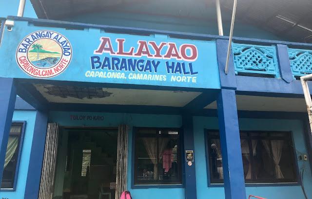 Brgy. Alayao Barangay Hall