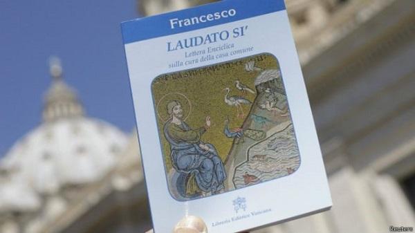 Autossustentável: Encíclica Laudato Si