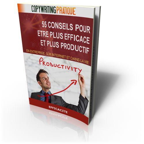 Télécharger Livre 55 Conseils pour être plus efficace et plus productif.pdf- communication oral et écrit