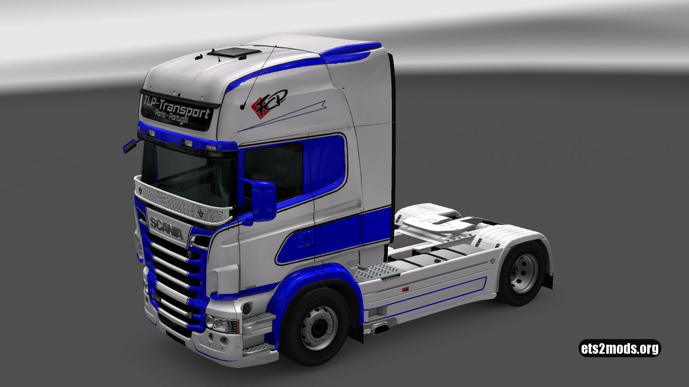 TLPT Skin for Scania RJL