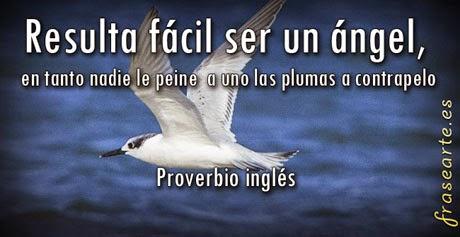 Proverbio inglés