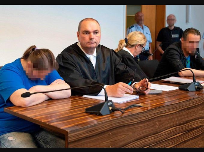 German couple jailed for selling their young son to Paedophiles for sex on Darknet