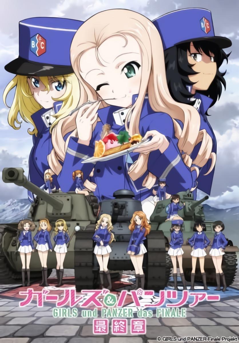 Girls & Panzer: Saishuushou Part 1 & Part 2 Subtitle Indonesia