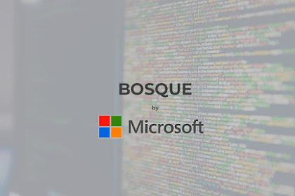 Mengenal Bahasa Pemograman BOSQUE