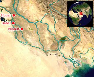 Civilização Babilônica