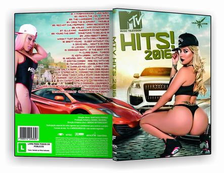 MTV HITS (2016) DVD-R