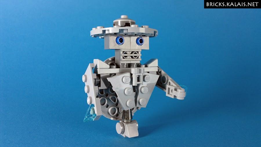 3. Robot daje okejkę