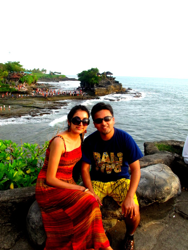 Tanah Lot Sea Temple