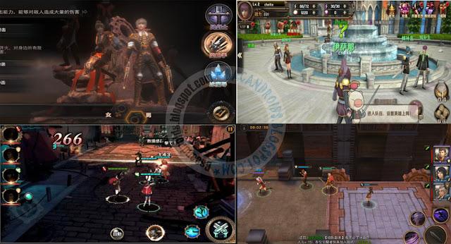 Game Final Fantasy The Awakening Apk Full 1.4.2 update