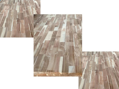 gỗ tràm ghép mặt A