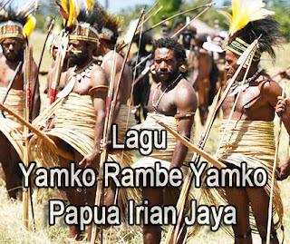 Makna-Arti-Lirik-Lagu-Yamko-Rambe-Yamko-Daerah-Papua-Irian-Jaya