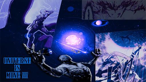 One Punch Man (Fanmade) GOD Final Battle Part 1 ~ One Punch Man