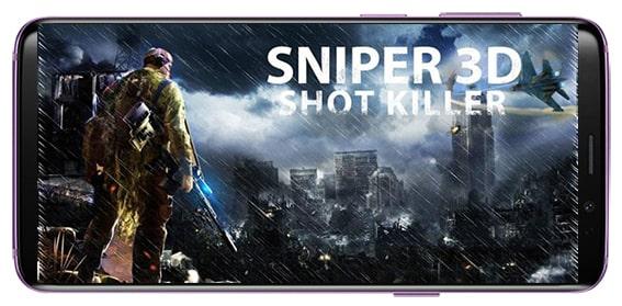 Sniper 3D Strike Assassin Ops - Gun Shooter Game 2.2.6 | Mod Money