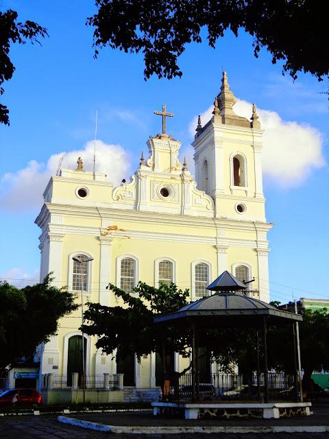 igreja matriz santo antonio alem do carmo