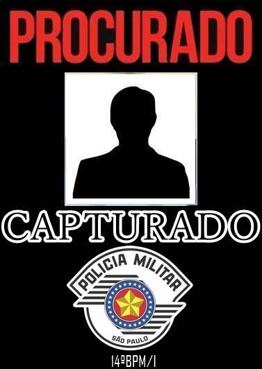 POLÍCIA MILITAR CAPTURA PROCURADO DA JUSTIÇA NO CENTRO DE REGISTRO-SP