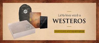 Promoção Leya Leva Você a Westeros