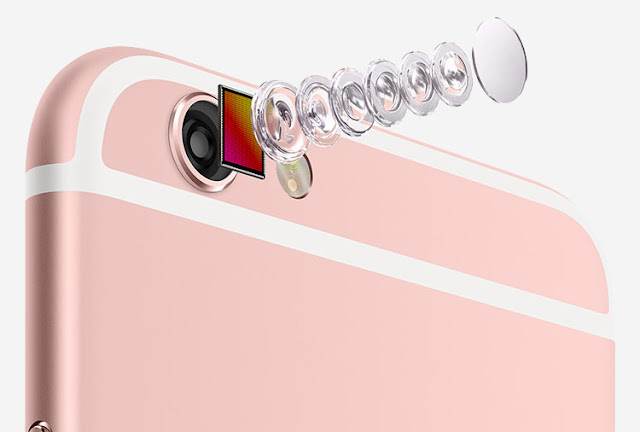 iPhone 7 will receive an improved camera with a six lens