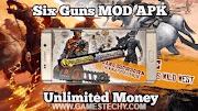 Six-Guns: Gang Showdown 2.9.4l Mod Apk + Data (Unlimited Money) For Android