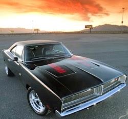 Cold Valentine: Dodge Charger