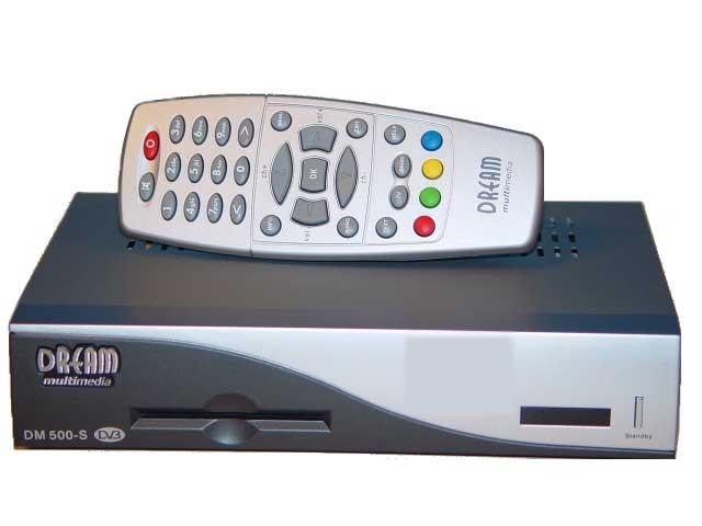 4- جهاز دريم 500s