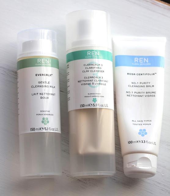REN Clean Skincare Gentle Cleansing Milk review