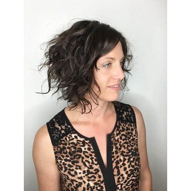short curly hair ideas