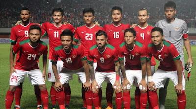 Daftar Skuad Pemain Timnas Indonesia