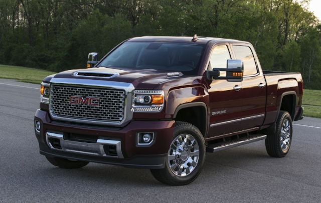 2017 GMC Sierra 2500HD/3500HD Review